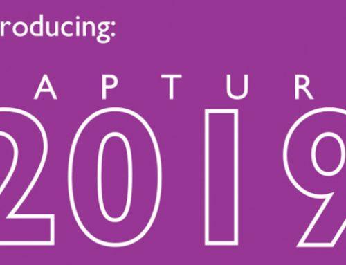 Capture 2019 finns nu tillgänglig för nedladdning och köp!