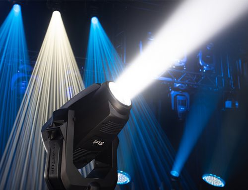 Nyhet från JB Lighting – P12 Wash