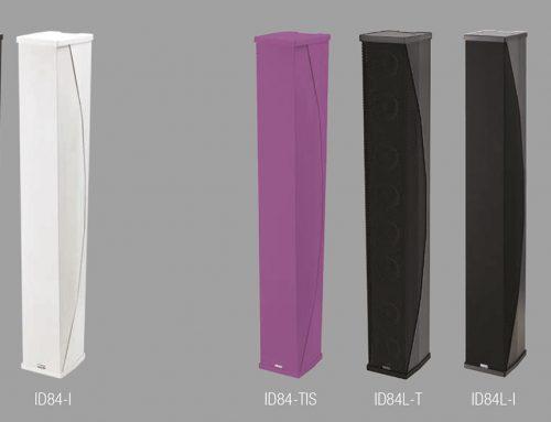 NEXO lanserar högpresterande kolumnhögtalare – ID84