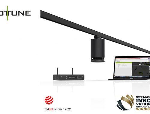 Vår nya leverantör Spottune har fått flera utmärkelser för sina produkter