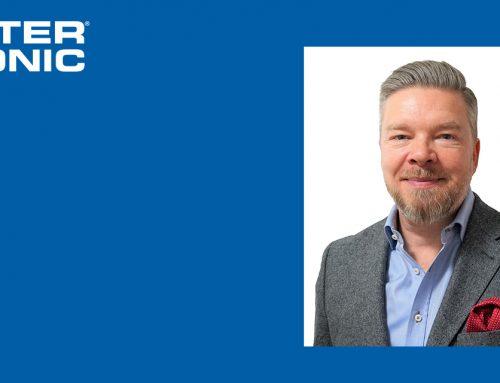Claes Nyberg tillträder som Sales Director för Intersonic AB